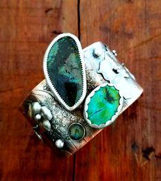 Enamel Jewelry, Turquoise Bracelet, Metal, Bracelets, Rings, Ring, Metals, Jewelry Rings, Bracelet