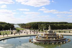 10 Most Beautiful Fountains In Europe - Save A Train