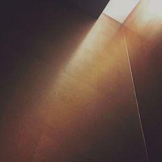 Angles of light. Shadows of soul.  #aboveandbeyond #terracotta #smooth #soft #anglesoflight #shadowsofsoul #beadsofwhite #runabead #angular #myversion #bathroomselfie #lighthunter #darknessintolight #play #spin #tilyougetitright #goconfidentlyinthedirectionofyourdreams  #holylonghashtag #batman #rabbitsfeet #australianshepherd
