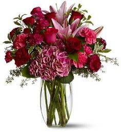 This Romance Month send them a stunning design of flowers that will take their breath away!