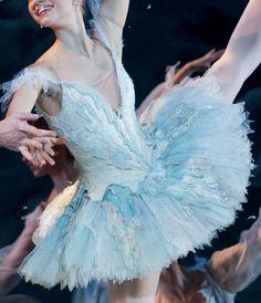 Atlanta Ballet's Snow Queen tutu from The Nutcracker