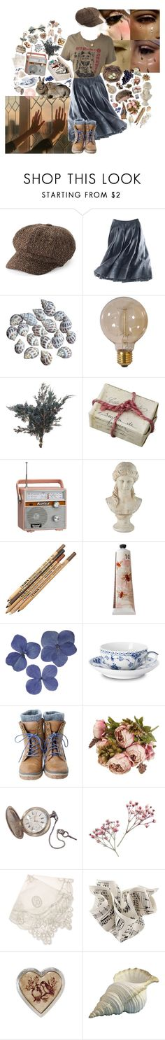 """When Am I Gonna Get Out of Here?"" by hufflepuffhobbitmccartney ❤ liked on Polyvore featuring Apt. 9, Talbots, CO, Universal Lighting and Decor, TokyoMilk, Royal Copenhagen, Venom, Balcony and Bed, Retrò and vintage"