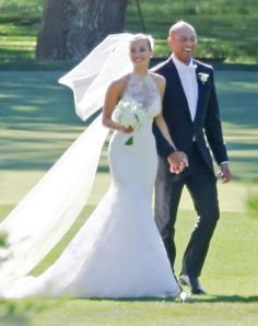 Model Hannah Davis, 26, married the 42-year-old retired New York Yankees star Saturday in front of family and friends in an outdoor ceremony at the Meadowood Napa Valley Resort in St. Helena, California.
