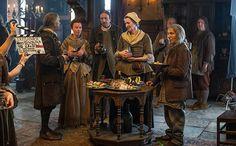 'Outlander' Lallybroch set design gallery