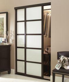 Cw®   Wardrobe Doors - Tranquility & Cw®   Wardrobe Doors - Silhouette®   //Project HP - Mike Woodside ...