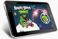 After the great success of Angry Birds Rio, ROVIO has unveiled Angry Birds Space for android.  Angry Birds Space takes place in space in zero gravity with 60 interstellar levels. ROVIO has come up with the unique ideas in this game and made it totally ad-free.