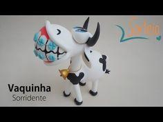 VACA DE BISCUIT [TUTORIAL] ✔ #sorteio - YouTube