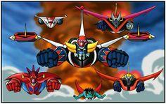 Big Robots, Cool Robots, Robot Cartoon, Cartoon Fan, Old Cartoons, Classic Cartoons, Gundam, Days Anime, Transformers