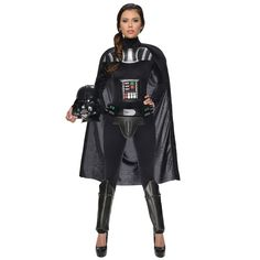 We're oddly attracted to this Female Darth Vader costume from @BuyCostumes Top Ten List - http://bit.ly/1qHLDNU #OrangeTuesday #ad