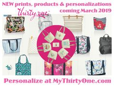 758 Best Thirty One Products Images In 2019 Thirty One