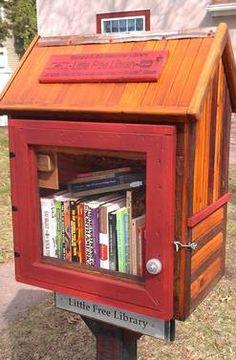"""Livraria ambulante"""