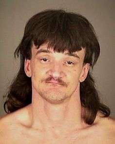 The mullet - may be a genetic flaw evolved from inbreeding or someone was running with scissors while on the crack pipe!