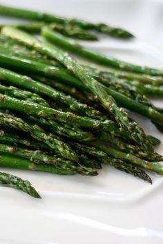 NOSH: Grilled Asparagus