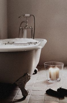 i want a bath tub