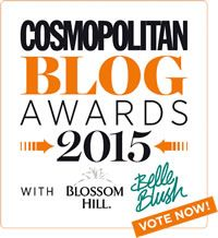 Shortlist revealed: Vote now in the Cosmopolitan Blog Awards 2015