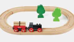 BRIO – mit der Eisenbahn durch die bunte Welt