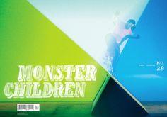 Nice cover - Monster Children no. 28