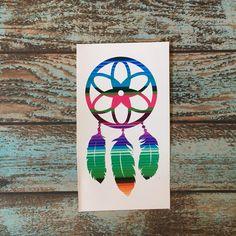 036c4d9a8 Dream Catcher Decal Sticker | Dreamcatcher Decal Sticker | Car Window |  Yeti Rambler Tumbler by