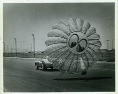 Vintage Drag Racing - Moon Eyes