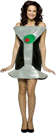Martini Short Costume