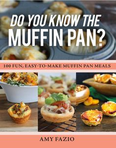 Do You Know the Muffin Pan? - Clever Girl