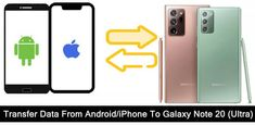 #Transfer #Data From #Android/#iPhone To #SamsungGalaxyNote20 or #GalaxyNote20Ultra. Transfer With #GoogleBackup. #Switch Data Using Samsung #SmartSwitch. #Copy #Files Using #NFC Feature. #Export Files Via #USBCable. Try #PhoneTransfer #Software. New Galaxy Phone, New Samsung Galaxy, Broken Screen, Old Phone, Data Recovery, New Phones, Galaxy Note, Software, Android