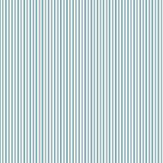Makower - Jo Melodies Stripe Blue - cotton fabric Blue Bunting, Fabric Shop, Printable Paper, Haberdashery, Blue Stripes, Cotton Fabric, Paper Crafts, Quilts, Floral