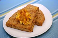 Almond Flour Peach Scones Recipe | In The Kitchen With Honeyville