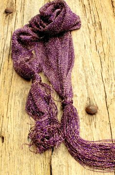 Long Scarf/ Knitted Scarf/ Women Accessories/ by NATAsoftitem