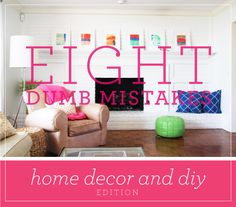 The Dumbest Mistakes I've Made When It Comes to My floor design interior design Interior Design Advice, Interior Decorating, Diy Decorating, Interior Ideas, Floor Design, House Design, Do It Yourself Inspiration, Color Inspiration, Butcher Block Countertops