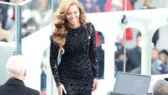 Beyonce's Goes With Pre-Fall Emilio Pucci For Her Inauguration Look