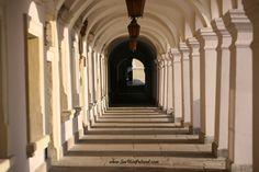 Arkady, ul. Ormiańska   Ormiańska Str. Arcades   #Zamość #zamosc #arkady #arcades #architecture #oldtown #lubelskie #cityscape #polska #poland #visitpoland #seeuinpoland