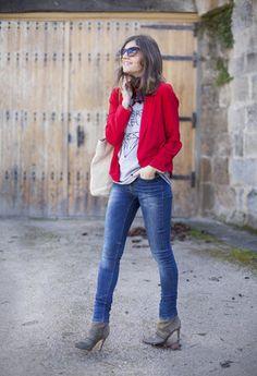 26 melhores imagens de Blazer | Looks, Moda e Look