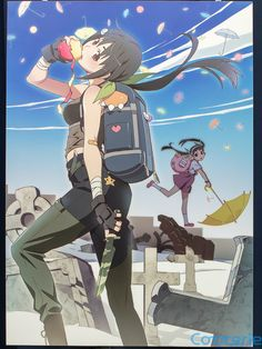 Monogatari Series: Second Season10