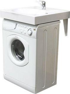 Lavadora Con Lavabo.Las 12 Mejores Imagenes De Lavabo Sobre Lavadora Bano Con