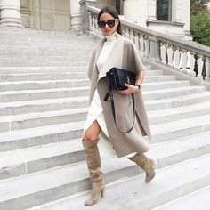 Just before the @johngallianoofficial show in @tibi #PARIS #PFW