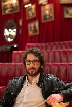 Josh Groban (Photo: Gretchen Ertl for The New York Times)