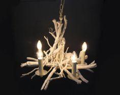 Lámpara de pie de madera lámpara estándar de madera de