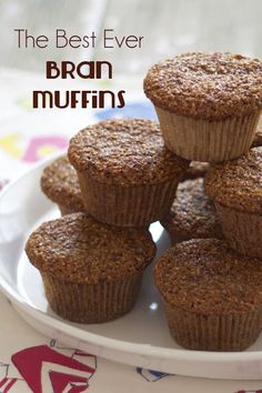 the best ever bran muffins, hold up to their name!!  Subs = coconut oil for veg oil, Greek yogurt, cranberries and chopped raw almonds in place of the raisins that go in at the end.  I'll most likely never use another recipe for this muffin :-)