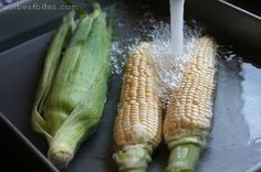 How To: Grill Corn on the BBQ | Our Best Bites