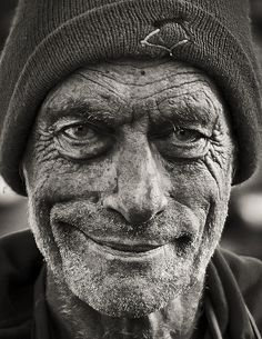 Ralph by Joel Bedford - Here is a face that has a few stories to tell...