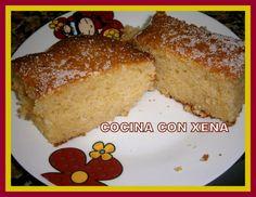 COCINA CON XENA: Coca Boba con almendra, muy buena...