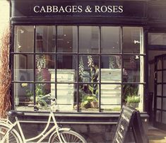 At Cabbages and Roses.