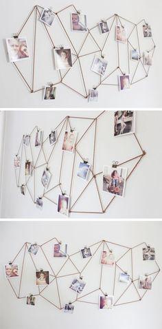 30 Creative Photo Display Wall Ideas-homesthetics.net (20)