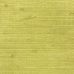 Phillip Jeffries grasscloth, chartreuse
