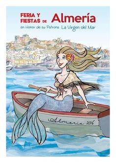 Propuesta Cartel Feria de Almería 2016