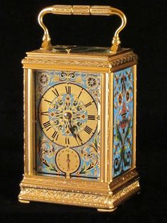 is your home for the most beautiful antiques on earth: antique furniture, fine jewelry, fashion and art from the world's best dealers. Mantel Clocks, Old Clocks, Antique Clocks, Art Nouveau, Art Deco, Cartier, Carriage Clocks, Clock Shop, Antiques For Sale