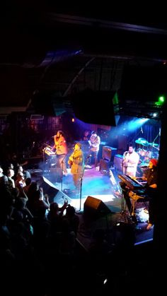 House of Shem Live, photo taken tonight at the Belly Up Tavern, Solana Beach, San Diego County - 6/26/2015