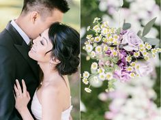 Romantic, delicate, and oh so pretty. The Woodlands at Algonkian, Sterling, VA Wedding Venue. Anny Photography. Blooms Reston Florals