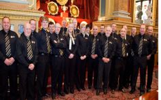 The Royal Mint Team at the 2010 Trial of the Pyx